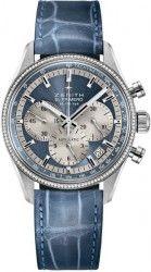 Zegarek ZENITH EL PRIMERO AUTOMATIC CHRONOGRAPH 16.2150.400/51.C705