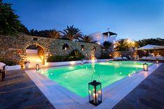 Villa Hurmuses : Megali Ammos : Mykonos Villas - Greece Villas. It really is that lovely!