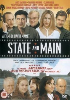 State and Main(2000)