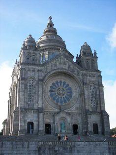 Santa Lucia Viana do Castelo  #portugal #viajes