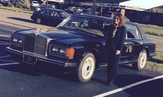 Rolls Royce is a luxury ride that floats like a dream on today's roads and gives you a lofty feel on the inside. www.bostonbridalbus.com