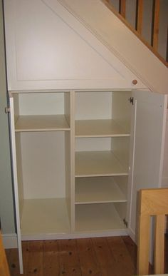 Understair Storage 3