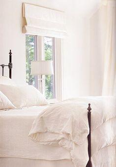 white on white bedroom. Boudoir, Fresh Farmhouse, Modern Farmhouse, Southern Farmhouse, White Cottage, Rose Cottage, Romantic Homes, Romantic Mood, White Rooms