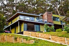Find your perfect accommodation choice in Wye River with Stayz. The best prices, the biggest range - all from Australia's leader in holiday rentals. Australia, Cabin, River, Mansions, House Styles, Holiday, Home Decor, Vacations, Decoration Home