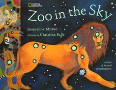 This award-winning book capturing the glittering light show of the constellations is now available in paperback. Take an illuminating ride through the starry night sky with National Geographic's Zoo i