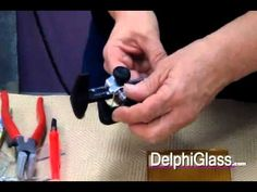 Glass Tools: How to Cut Circles in Glass - YouTube