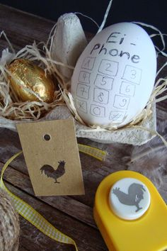Kleefalter: Frühling/Ostern diy presents Diy Presents, Diy Gifts, Easter Presents, Easter Crafts, Holiday Crafts, About Easter, Decoration Table, Easter Baskets, Happy Easter