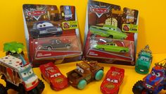 Disney/Pixar Cars Artist Ramone Jesse Haullander Review by Funtoycollection