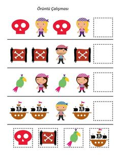 Related Posts:Pirate crafts for preschoolersPirate craft ideasAddition and subtraction worksheets for kidsDot to dot printable worksheets Preschool Pirate Theme, Pirate Activities, Kindergarten Activities, Pirate Kids, Pirate Day, Tennis Lessons For Kids, Pirate Crafts, Pirate Adventure, Magic Treehouse