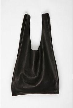 UrbanOutfitters.com > BAGGU Leather Tote Bag