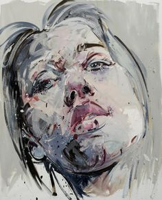 Paintings by Philippe Pasqua