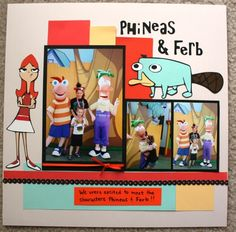 Phineas & Ferb page