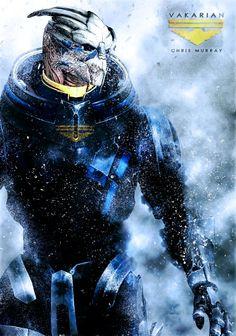 Vakarian / Garrus / Mass Effect Mass Effect Garrus, Mass Effect 1, Mass Effect Universe, Mass Effect Cosplay, Fantasy, Creature Design, Dragon Age, Concept Art, Images