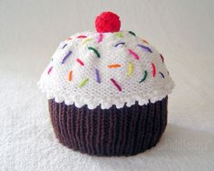 Hand+Knitted+Baby+Hat++Hand+Knit+Childrens+by+FiddlestyxStudios,+$65.00