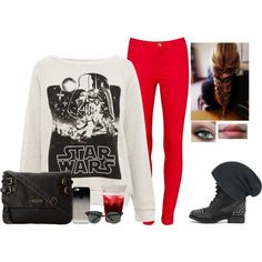 Star Wars outfit
