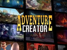 Adventure Creator is the only asset you need to make a 2D, 2.5D or 3D adventure…