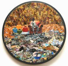 A Arte do Turismo e da Hotelaria: O Turista passou e o lixo ficou.