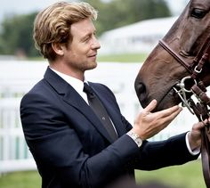 Perfection has a name, that of Simon Baker.
