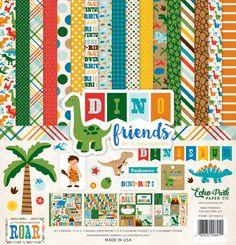 DF102016 Dino Friends Kit