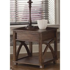 Rustic End Tables Home Goods: Free Shipping on orders over $45 at Overstock.com - Your Home Goods Store! Get 5% in rewards with Club O!