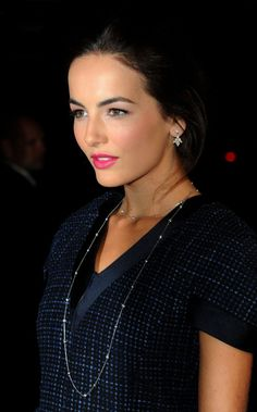 Camilla Belle at the Chanel & Charles Finch Pre Oscar Dinner feb 26th 2011......