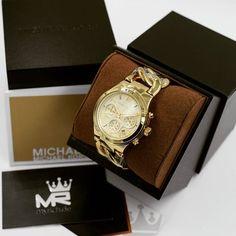 Michael Kors MK3131   @MyRich.de #MichaelKors #michaelkorswatch #mk #mk3131 #fossil #watch #style #uhr #trend #bradshaw #bestoftheday #chronograph #lifestyle #brand #jetset #luxus #juwelry #luxury #lady #fashion #time #chain #bracelet #special #runway #goldwatch #gold #accessories #crystal