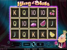 Tragamonedas King of Slots