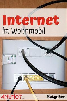 Unterwegs online gehen mit mobilem Internet im Wohnmobil & Auto. ➤ Welche  Möglichkeiten gibt es? ➤ Wie hoch sind die Kosten? ➤ Was funktioniert am besten?
