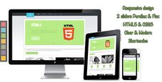 See More Grey HTML5 and CSS3 Responsive TemplateIn our offer link above you will see