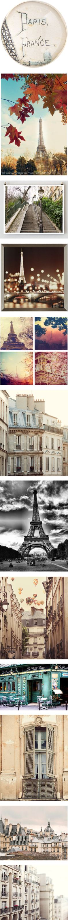 """""""I dream of Paris...."""" by emc1397 ❤ liked on Polyvore"""