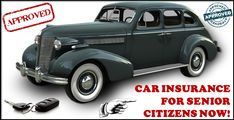 Get The Best Senior Citizen Car Insurance With Useful Tips To Save Big On Auto Insurance