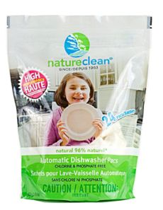 We like to use Non toxic cleaners...