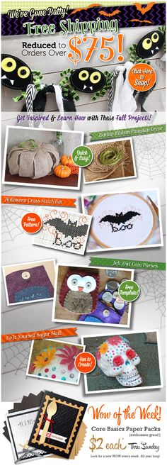Create a DIY Halloween to Remember This Year!