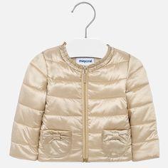 Przejściowa kurteczka dla Baby girl Mayoral Pad Design, Windbreaker Jacket, Babe, Winter Jackets, Vogue, Clothes, Fashion, Winter Coats, Outfits