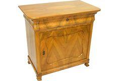 19th-C. Louis Philippe Side Cabinet on OneKingsLane.com