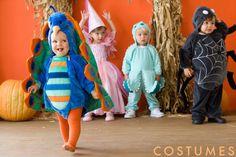 Cute kids costumes