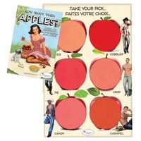 Wish | theBalm How 'Bout Them Apples? Lip and Cheek Cream Palette - 6 Shades
