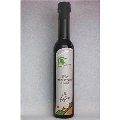 Olio Aromatizzato all'Aglio. SardinianStore.com