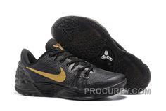 "premium selection 176d1 29306 Nike Kobe 11 FTB ""Black Mamba"" Black Black-Metallic Gold 2016 For Sale Hot"