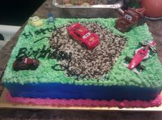 Devin's birthday cake