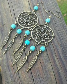 Check out this item in my Etsy shop https://www.etsy.com/listing/266525280/dreamcatcher-earrings-boho-dreamcatcher