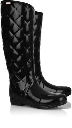 Hunter Regent Savoy Tall Wellington Boots