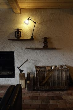 Inspirational N L wall light by Lampe Gras