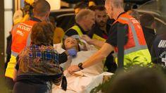 """Heridos en Niza """"Tenía la intención de matar, aplastar y masacrar"""": la reacción del presidente de Francia, François Hollande, al ataque de Niza"""