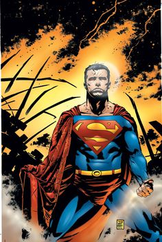 Action Comics #775 - Superman by Tim Bradstreet *