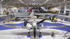 The Royal Air Force Museum (London Pass: Free simulator ride (worth £3.00) and a 10% discount in the shop on a minimum spend of £10)