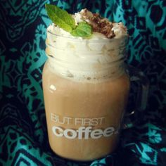 Yummy! ☕ #coffee #butfirstcoffee