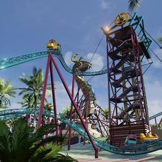 Cobra's Curse Spinning Roller Coaster Coming to Busch Gardens Tampa in 2016