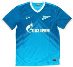FC Zenit Saint Petersburg Nike Home Shirts 2013/14