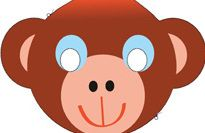 Celebrate Chinese New Year with your kids by making fun printable Chinese Zodiac animal masks!